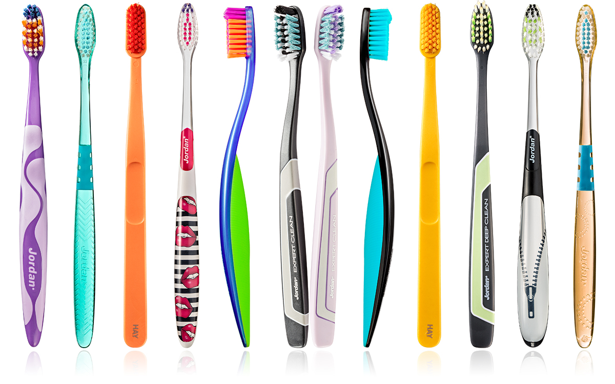 Toothbrushes for adults - Jordan Dental Care