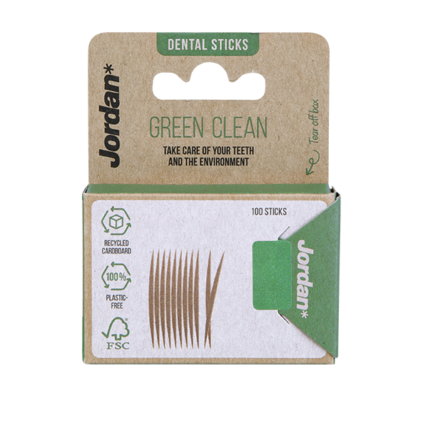Green Clean Toothpicks