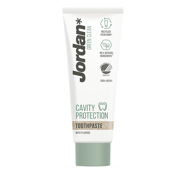 green clean adult toothpaste