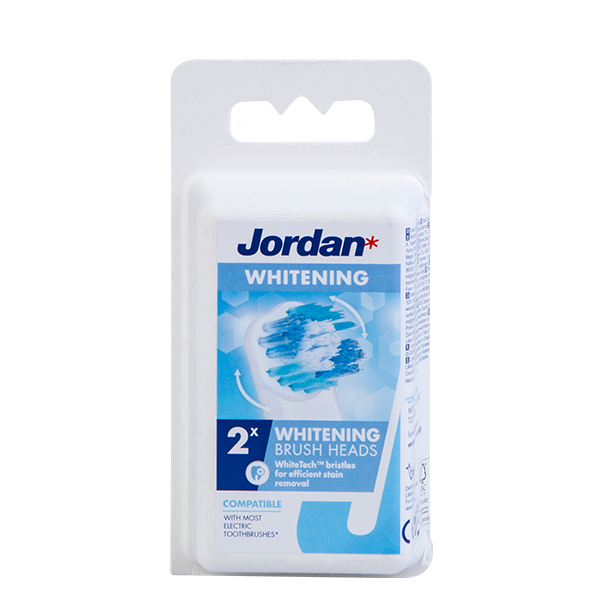 Jordan Whitening brush head